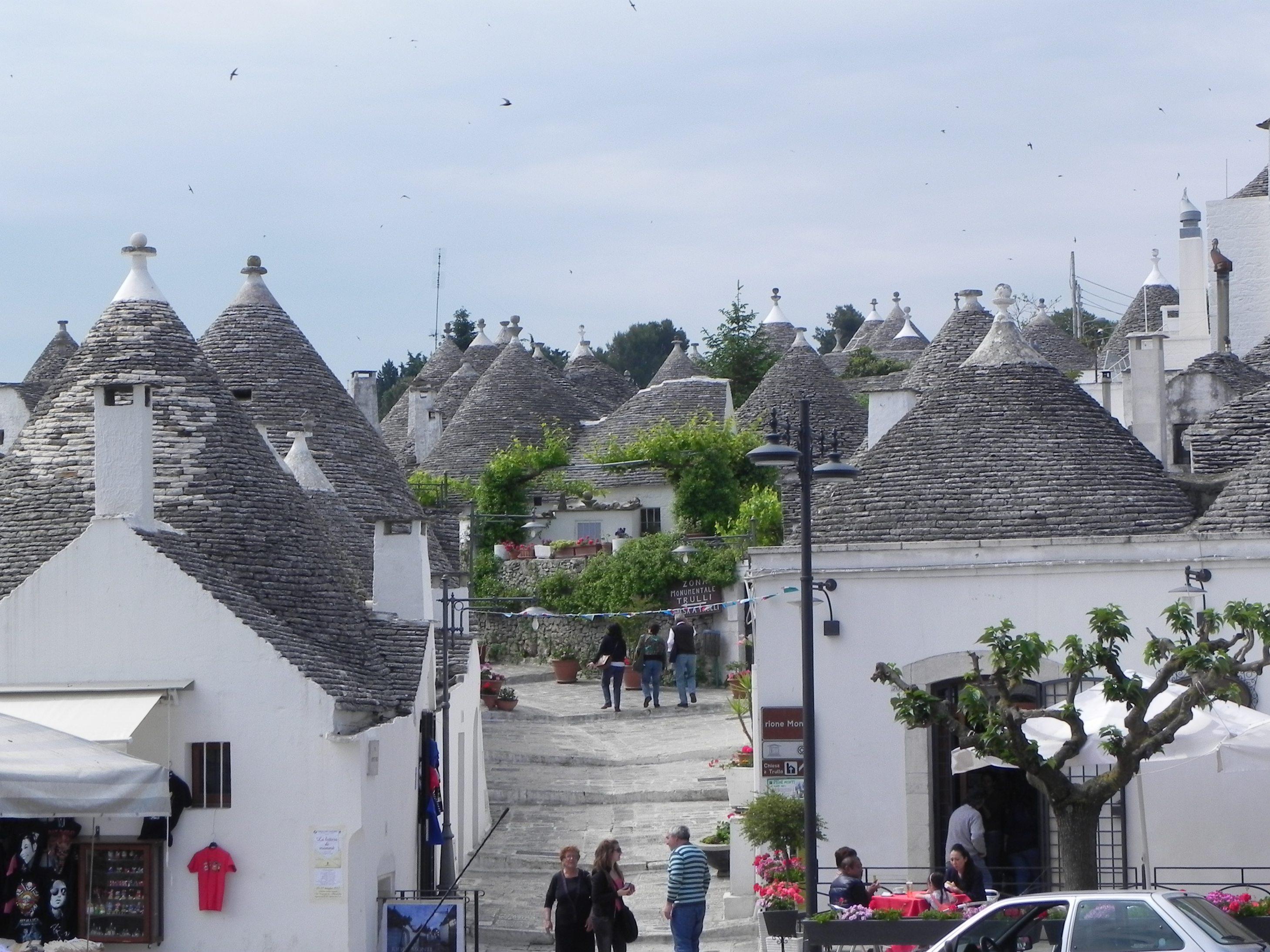 Alberobello: Yours Trulli
